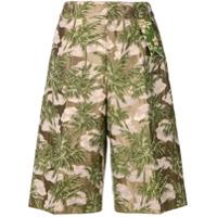 The Gigi Sofia bermuda shorts - Green
