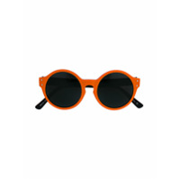 Oliver Goldsmith Casper sunglasses - Yellow & Orange