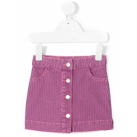 Knot Earth Stripes skirt - Pink & Purple