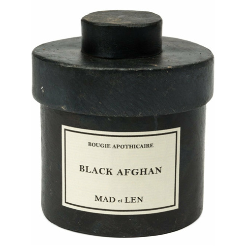 Billede af Mad Et Len 'Black Afghan' candle