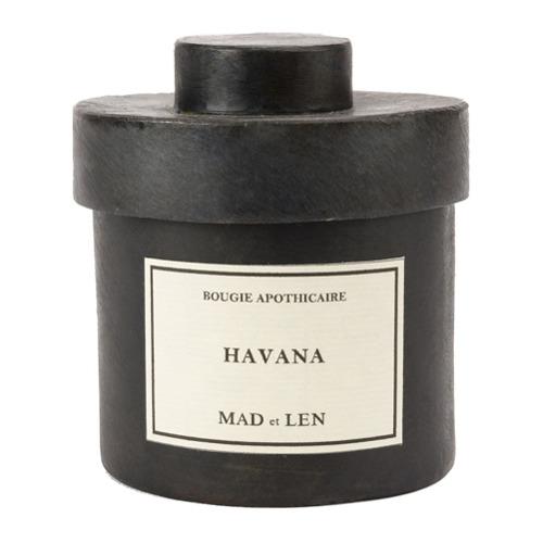 Billede af Mad Et Len 'Havana' candle - Black