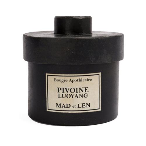 Billede af Mad Et Len 'Pivoine luoyang' candle - Black