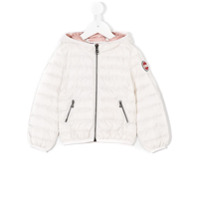 Colmar Kids hooded padded jacket - White