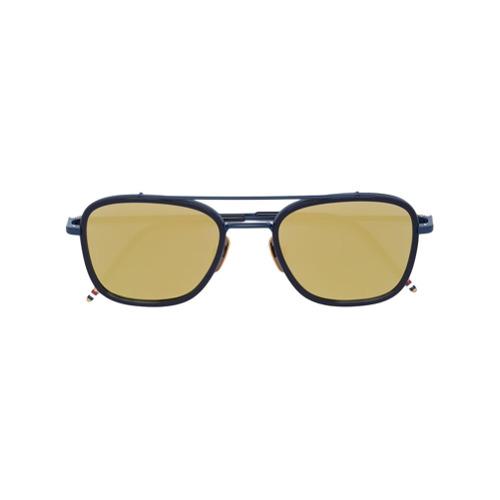Bild på Thom Browne Eyewear aviator style sunglasses - Blue