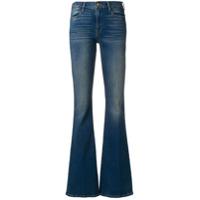Frame Denim flared denim jeans - Blue