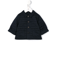 Il Gufo quilted jacket - Blue