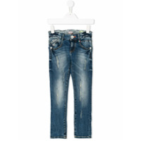 Vingino distressed-effect jeans - Blue