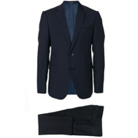 Emporio Armani tailored two piece suit - Blue