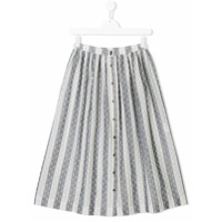 Caffe' D'orzo Teen Odina skirt - Grey