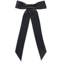 Jennifer Behr bow hair clip - Black