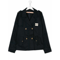 Nº21 Kids TEEN double breasted jacket - Blue