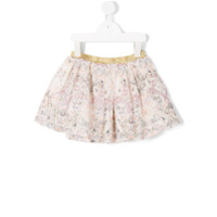 Simple Kids Latvia skirt - Pink & Purple