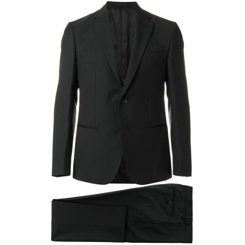 Billede af Caruso classic two-piece suit - Black