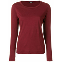 Aspesi crew-neck jumper - Red