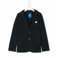 Fay Kids single breasted blazer - Black
