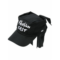 Tigran Avetisyan By Pavel An Fashion Fast hat - Black