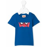 Levi's Kids printed logo T-shirt - Blue