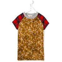 Anne Kurris 'Jane' T-shirt dress - Multicolour