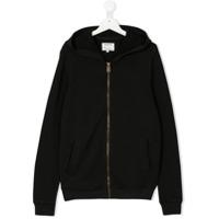 Zadig & Voltaire Kids Zadig 4 Ever hoodie - Black