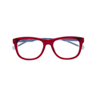 Tommy Hilfiger Junior round-frame glasses - Blue