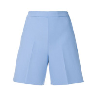 MSGM tailored shorts - Blue