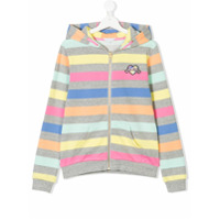 Little Marc Jacobs striped hoodie - Grey