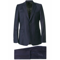 Givenchy slim single breasted suit - Blue