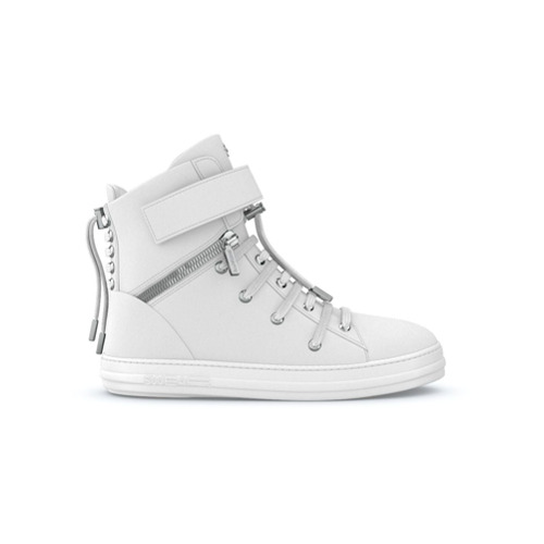 Imagen principal de producto de Swear zapatillas altas Regent - Blanco - Swear