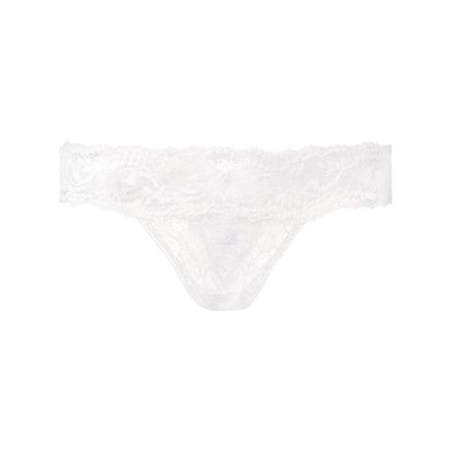 Imagen principal de producto de La Perla bragas brasileñas Freedom - Blanco - La Perla