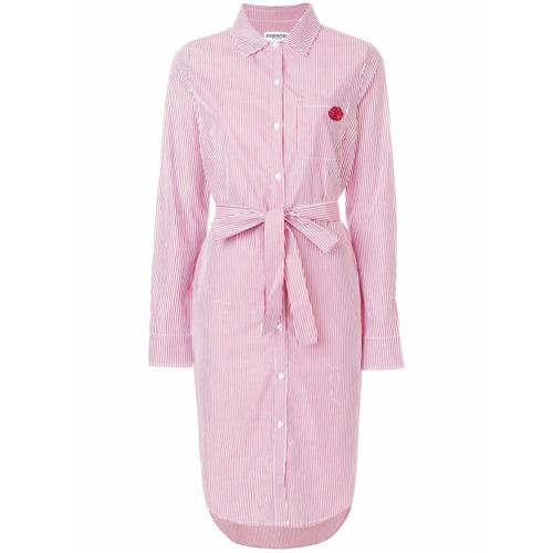 Imagen principal de producto de Essentiel Antwerp vestido camisero Pinokkio - Rojo - Essentiel Antwerp