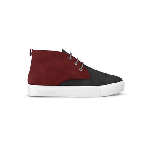 Imagen principal de producto de Swear zapatillas Maltby - Rojo - Swear