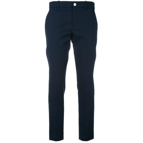 Imagen principal de producto de Gucci pantalones slim clásicos - Azul - Gucci