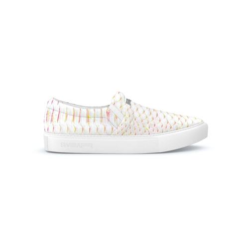 Imagen principal de producto de Swear zapatillas Maddox estilo slip-on - Blanco - Swear