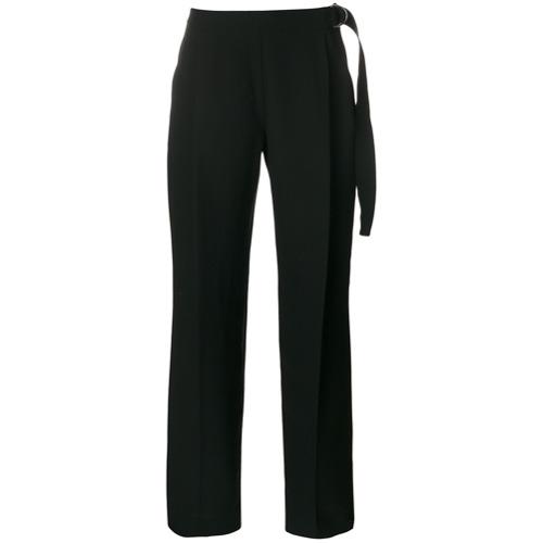 Imagen principal de producto de Carven pantalones anchos - Negro - Carven