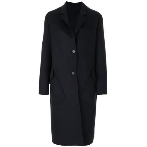 Imagen principal de producto de Calvin Klein abrigo abotonado - Azul - Calvin Klein