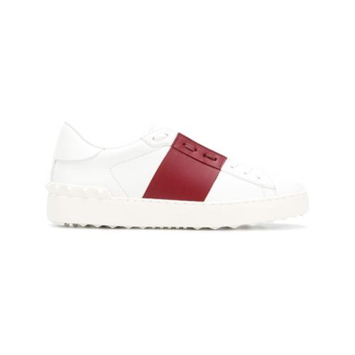 Imagen principal de producto de Valentino zapatillas Open - Blanco - Valentino