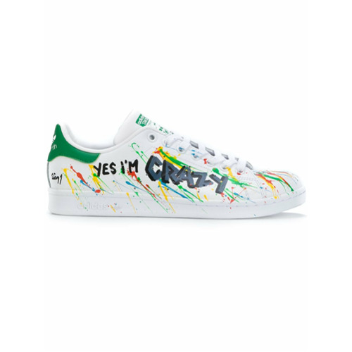 Imagen principal de producto de Adidas zapatillas Stan Smith - Blanco - Adidas
