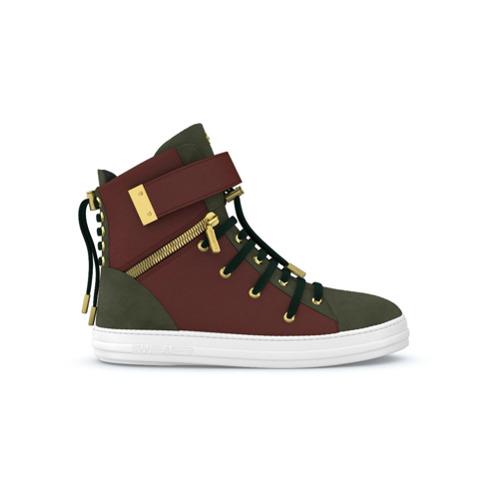 Imagen principal de producto de Swear zapatillas Regent - Verde - Swear