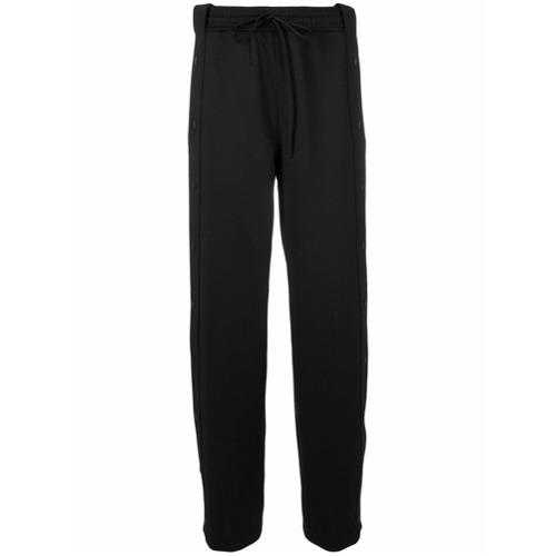 Imagen principal de producto de Valentino pantalones de chándal palazzo - Negro - Valentino
