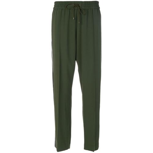 Imagen principal de producto de Kenzo pantalones rectos - Verde - Kenzo