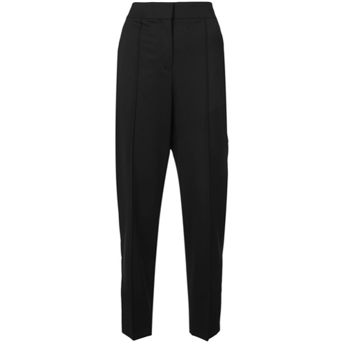 Imagen principal de producto de Proenza Schouler Pintuck trousers - Negro - Proenza Schouler