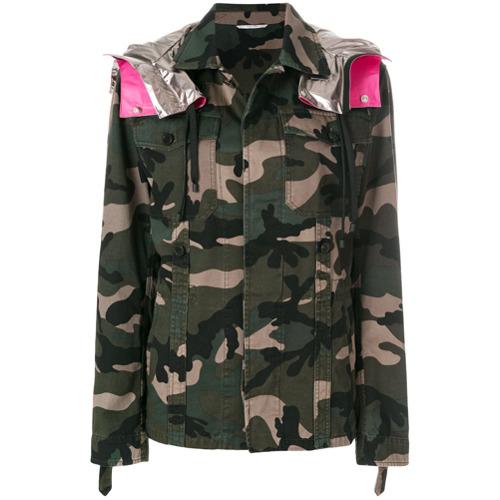 Imagen principal de producto de Valentino chaqueta cargo - Verde - Valentino