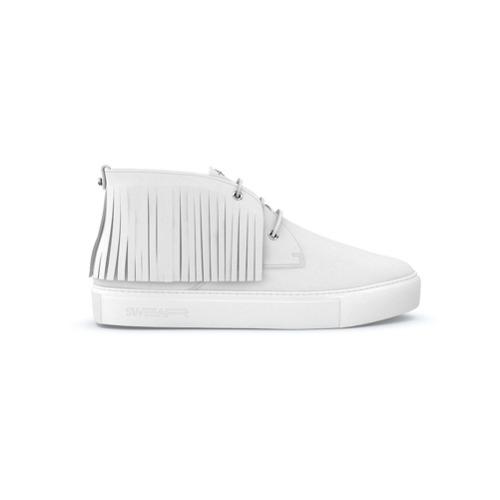 Imagen principal de producto de Swear zapatillas mid-top Maltby - Blanco - Swear