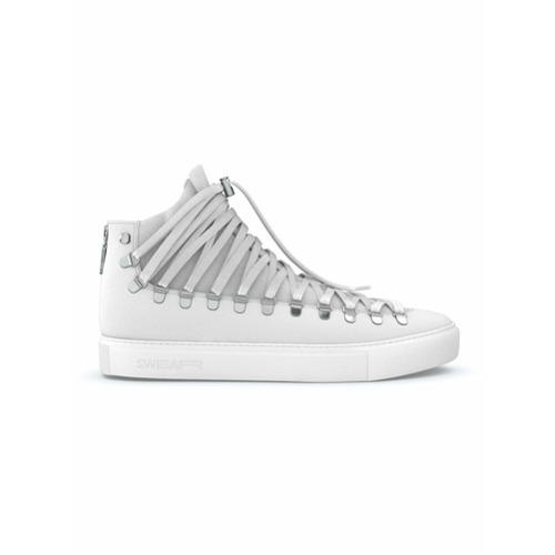 Imagen principal de producto de Swear zapatillas altas Redchurch - Blanco - Swear