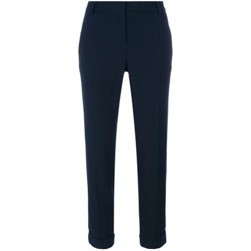 Imagen principal de producto de Carven pantalones pitillo tobilleros - Azul - Carven