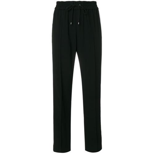 Imagen principal de producto de Kenzo pantalones con cierre de cordón - Negro - Kenzo
