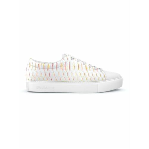 Imagen principal de producto de Swear zapatillas Vyner de Leomie Anderson x SWEAR Exclusive - Blanco - Swear