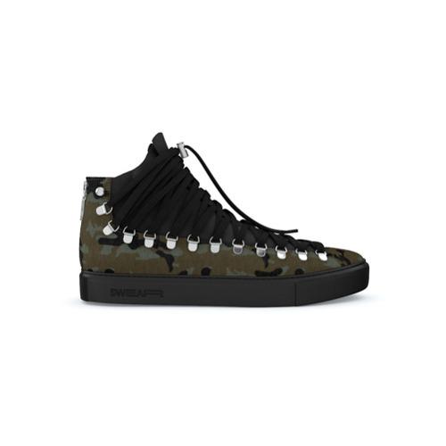 Imagen principal de producto de Swear zapatillas altas Redchurch - Verde - Swear