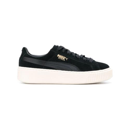 Imagen principal de producto de Puma zapatillas de plataforma - Negro - Puma
