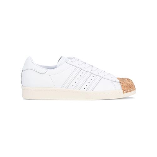 Imagen principal de producto de Adidas zapatillas Superstars 80's - Blanco - Adidas
